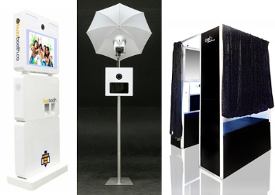 Burnaby, BC photo booth rental gallery. See all booths in one spot.