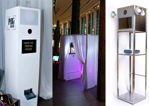 Ottawa, Ontario photo booth rental gallery. See all the city's booths in one spot.