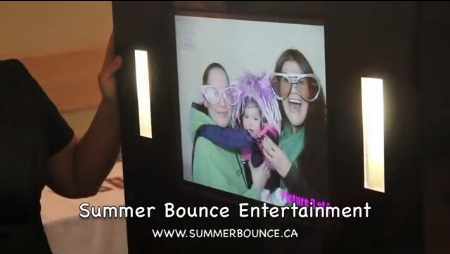 You can rent this photo booth from Summer Bounce Entertainment.