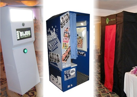 Photo booth rental gallery for Winnipeg. See all booths available for rent across the city on one page.